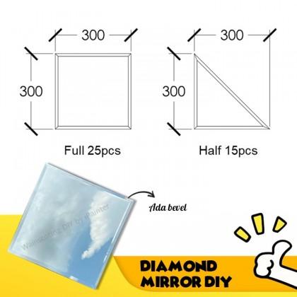 Diamond mirror Set DIY  - Design B