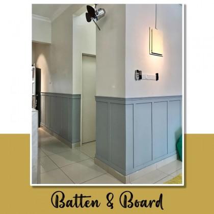 Batten Wall DIY- 1500mm Lebar