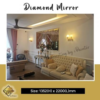 Diamond mirror Set DIY