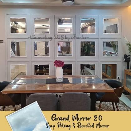 Grand Mirror 2.0 - 15 keping