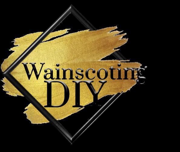 Wainscoting DIY